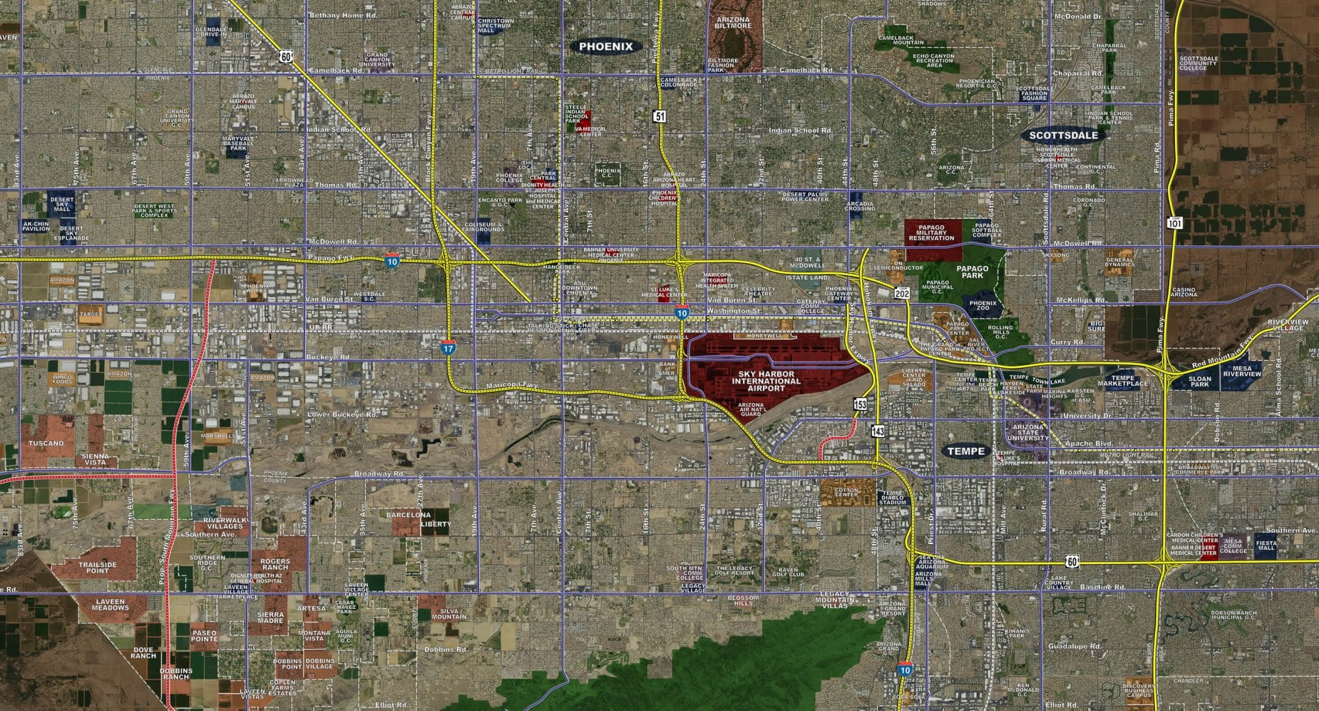 Home Landiscor Real Estate Mapping - Current aerial maps